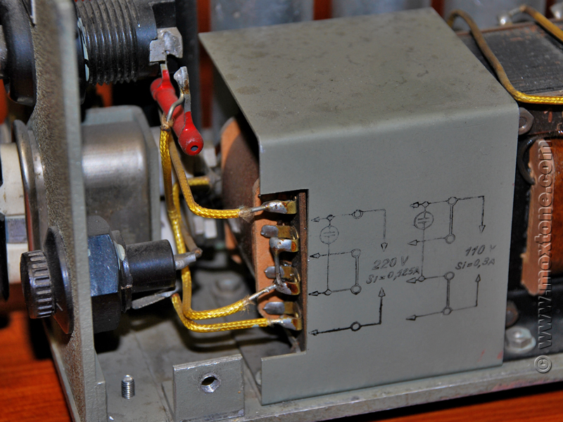 Neumann U47 power supply