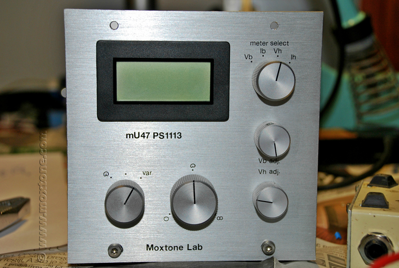 mU47_power supply front