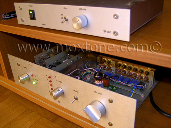 Moxtone tube buffer
