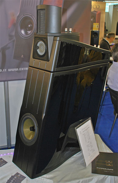 Extreme Audio Eclipse loudspeaker