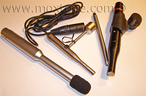 Measurement mics