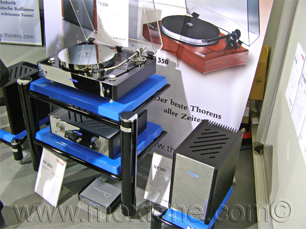 Thorens record player