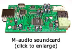 M-audio soundcard